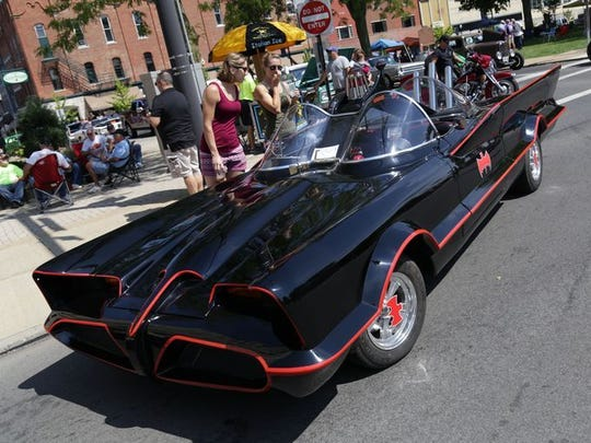 Thousands of people are expected to head downtown Saturday for the 22nd annual Heart of the City Cruise-In.