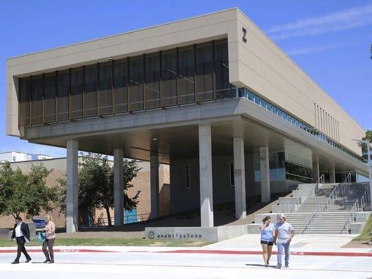 Alvidrez Architecture won the AIA El Paso Chapter's