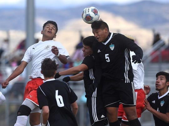 North Valleys won the Northern 4A title.