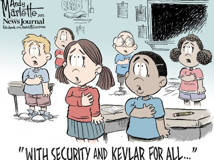 Editorial Cartoons On Education