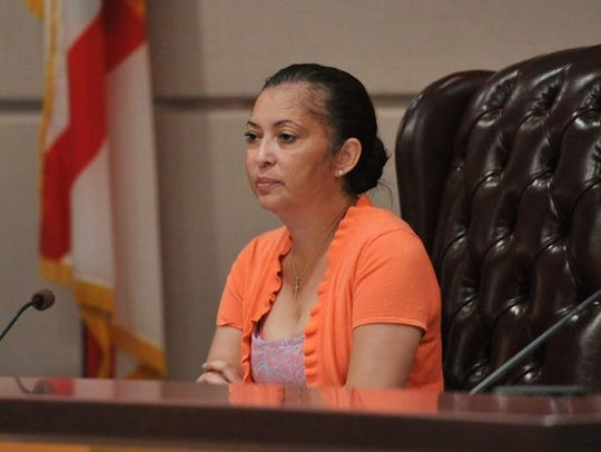 Former Port St. Lucie City Attorney Pam Booker