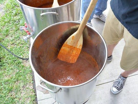 Chili Cook Off Festival de Ahwatukee | Los cocineros