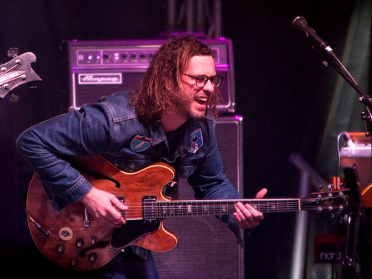 White Denim perform at The McDowell Mountain Music