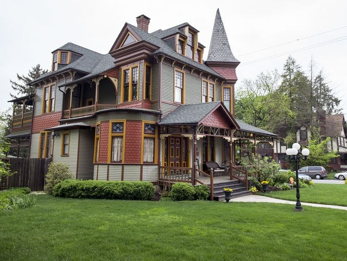 Take a peek inside Lady Linden, a beautiful Victorian home restored in York, Pa.