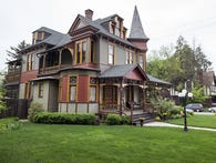 Gallery: restored Victorian home