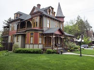 Gallery: restored Victorian home