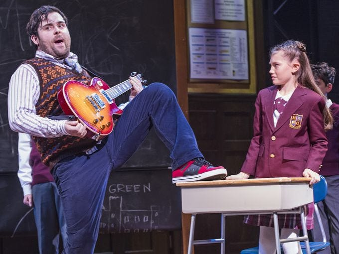 """6/19-24: The hit film """"School of Rock"""" comes to ASU"""