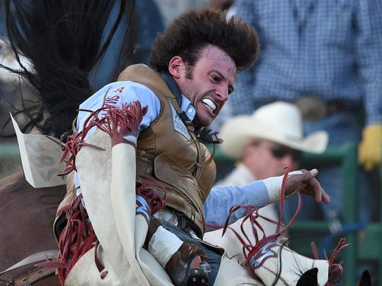 The Reno Rodeo begins Thursday.