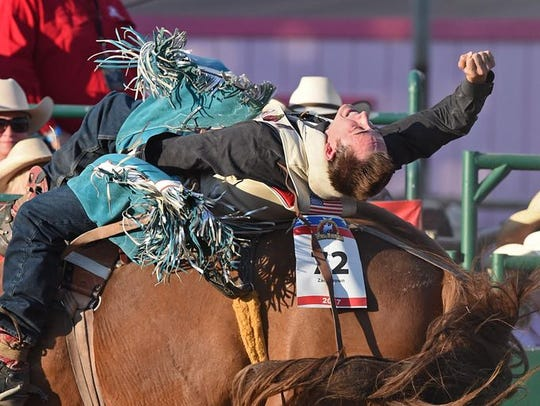The 99th Reno Rodeo begins Thursday.