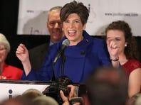 Joni Ernst wins Iowa U.S. Senate seat