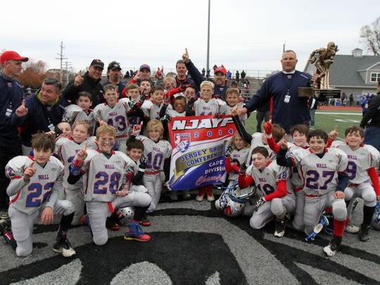 Five Jersey Shore teams clinched spots Sunday for the
