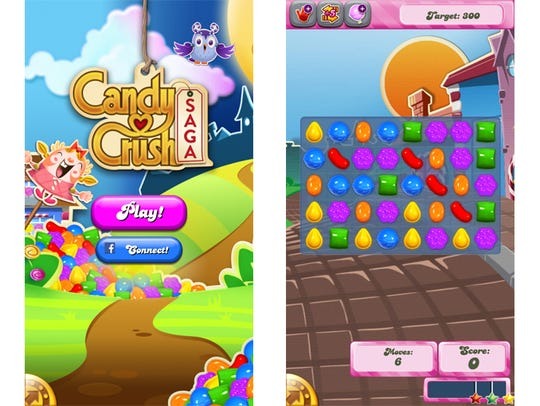 Candy Crush Saga: This game is so addictive that it