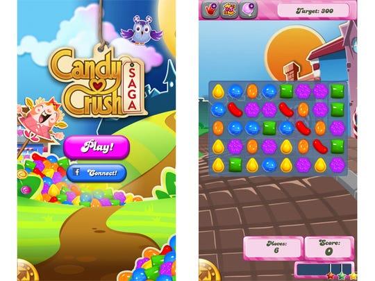 King's 'Candy Crush Saga'