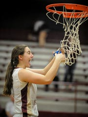 Webster County's Karlie Keeney was named the Second Region's player of the year Monday by the Kentucky Association of Basketball Coaches.