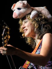 Laurie Berkner also is a children's author and has