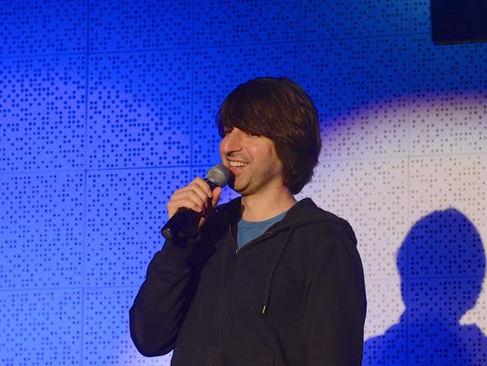 Bud Light Presents Wild West Comedy Festival - Demetri Martin