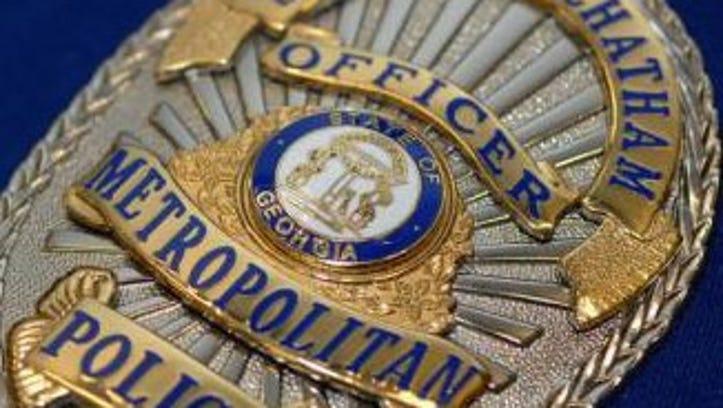 Savannah-Chatham Badge