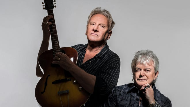 Air Supply will perform March 26 at the Tuacahn Amphitheatre in Ivins City.