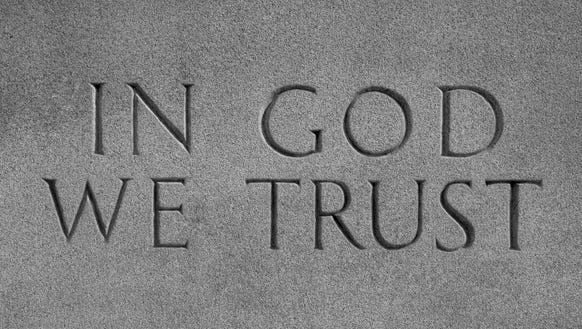 """""""In God We Trust"""" must be displayed in Florida schools"""