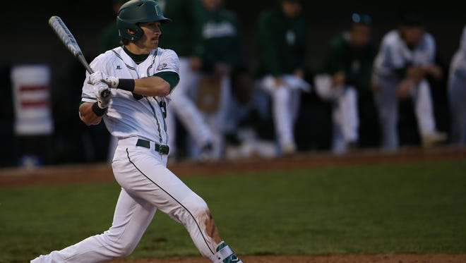 Rocky Mountain graduate Spencer Ibarra is hitting .330 for Ohio as the Bobcats made the NCAA regionals.