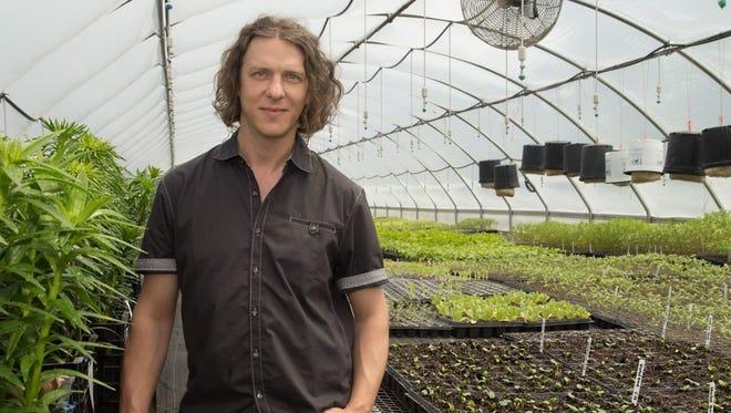 Richard Jones, Green Door Gourmet executive chef