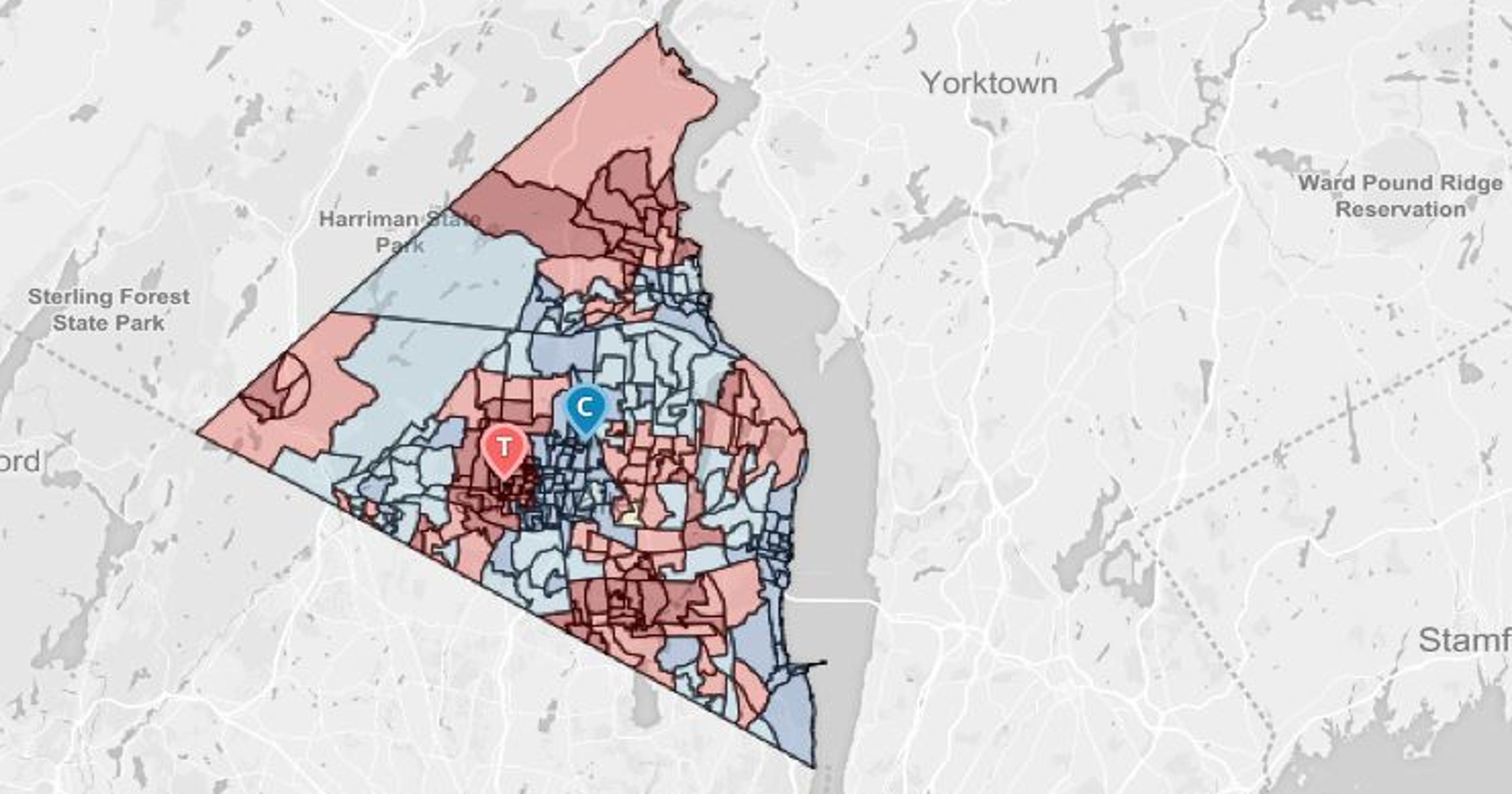 Presidential election: How Rockland voted