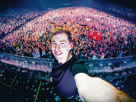 Popular Dutch producer and DJ Hardwell will be headlining this year's Sun City Music Festival on Sunday. The festival will run Saturday and Sunday at Ascarate Park.
