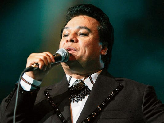 Juan Gabriel will perform at 7 p.m. Dec. 6 at the Don Haskins Center, in El Paso. Tickets range in price from $69.75 to $195.25. Tickets are available for purchase through Ticketmaster outlets, www.ticketmaster.com and 800-745-3000.