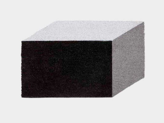 The Cuboid Doormat, by London-based design company Established and Sons, is available for 145 at the Dwell Store, store.dwell.com