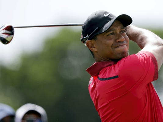 Tiger Woods announced Friday that he had a second surgery on his back and will miss the rest of the season.