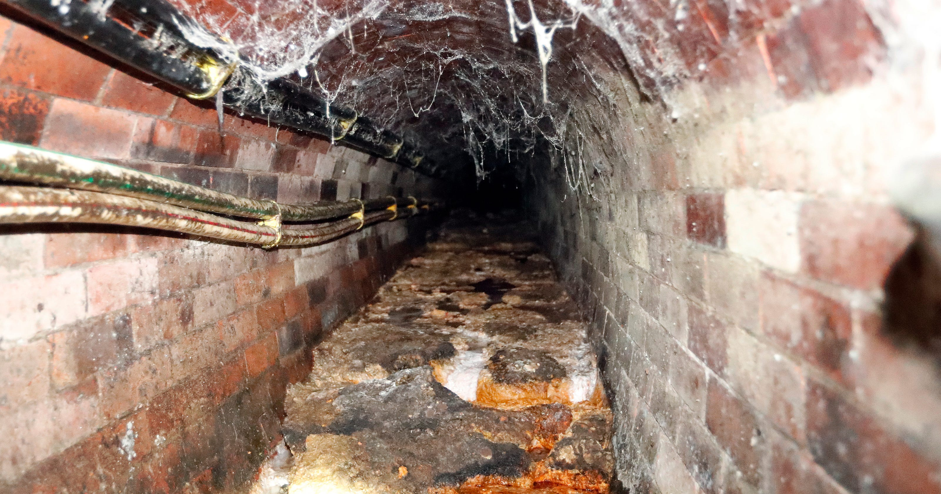 Fatbergs The Scourge Of London S Aging Sewers
