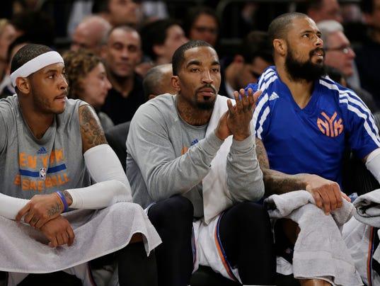 Warriors vs. Knicks