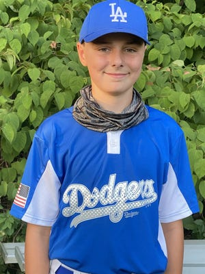 """Favorite DNLL memory: """"I'll most remember the first time I hit off of a kid pitcher in Single-A.""""  Braden Serino"""