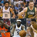 Many of Indiana's best NBA players are on the move