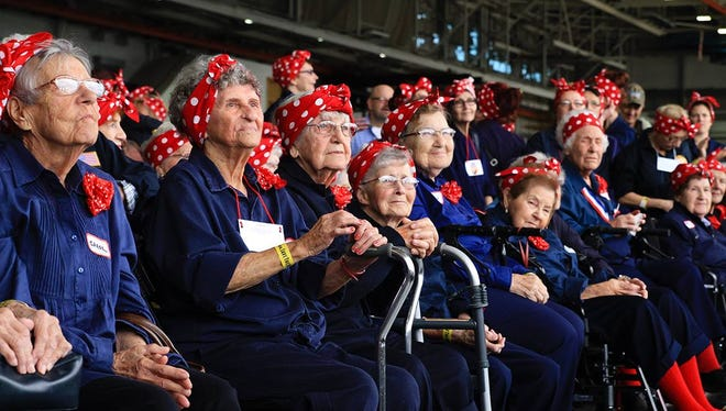The Yankee Air Museum wants to interview original Rosie Riveters.