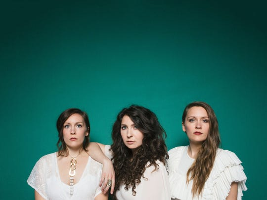 The sibling folk trio Joseph performs Sunday at the