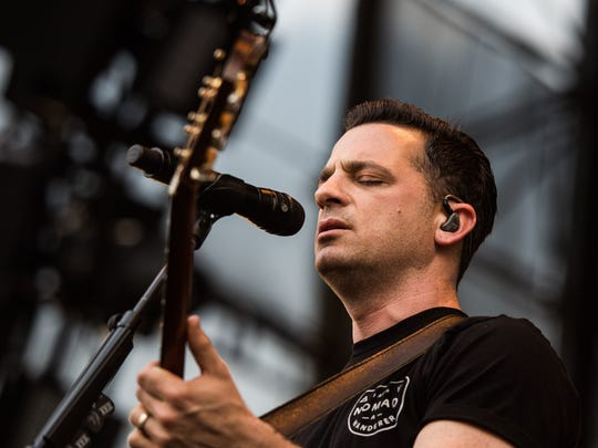 O.A.R., pictured in 2017, will perform at the Freeman Stage in Selbyville this summer for the venue's 2019 season.
