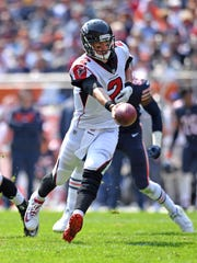 Matt Ryan goes against the Packers Sunday in Atlanta. The Bills will be there on Oct. 1.