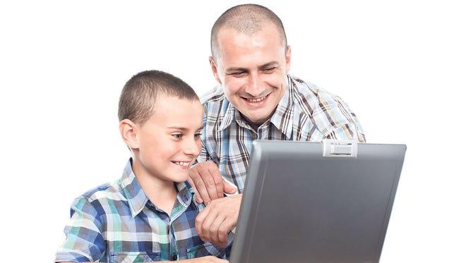 Stephanie Kreitman profiles some homework resources in her monthly family tech column.