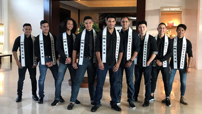 The Mr. Guam 2017 pageant will be on Thursday, Sept. 28 at the Sheraton Laguna Guam Resort.
