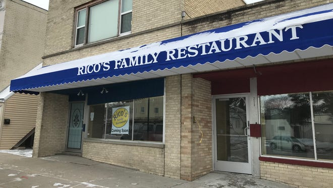 Rico's Family Restaurant in Kaukauna