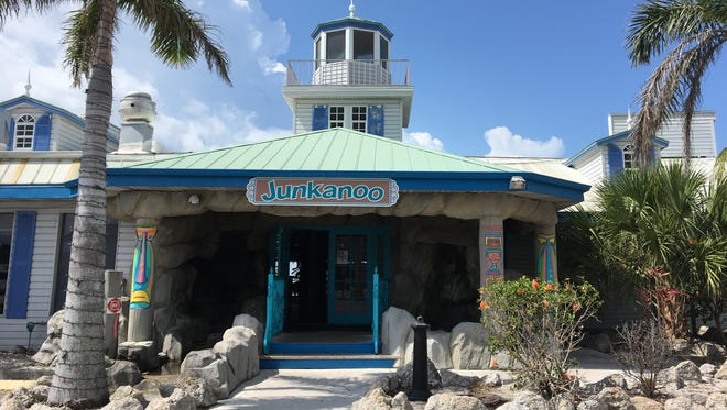 Junkanoo opened in 1998 on Fort Myers Beach. The waterfront restaurant is located mid-island.