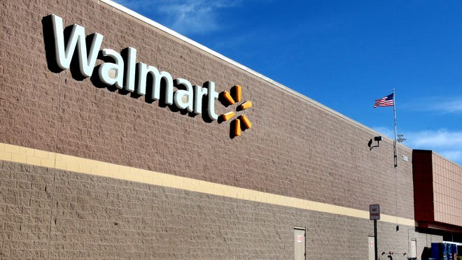 File photo of Walmart on Old Fort Parkway, in Murfreesboro, on Thursday Jan. 30, 2014