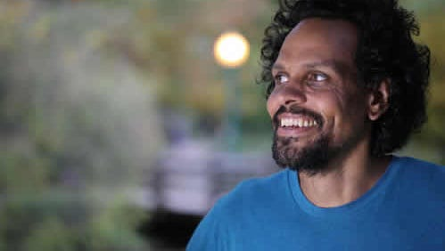 """IU Associate Professor Ross Gay's book of poems """"Catalog of Unabashed Gratitude"""" is a finalist for the National Book Award."""
