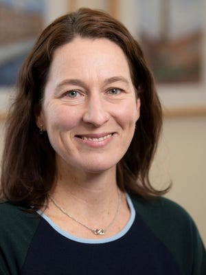 Dr. Amy Forrer, family physician with Emerson Family Medicine of Maynard.