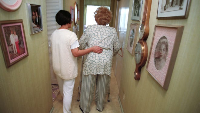 Home care workers are among the fastest-growing sectors of the labor force.