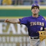 Former LSU shortstop Alex Bregman will help host LSU's takeover of the SEC Network on Sunday.