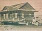 An 1898 train depot hauled up a Phoenix mountain by