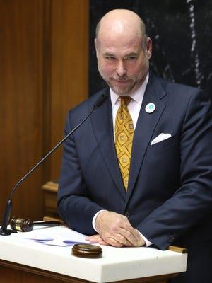 Indiana House Speaker Brian Bosma, R-Indianapolis