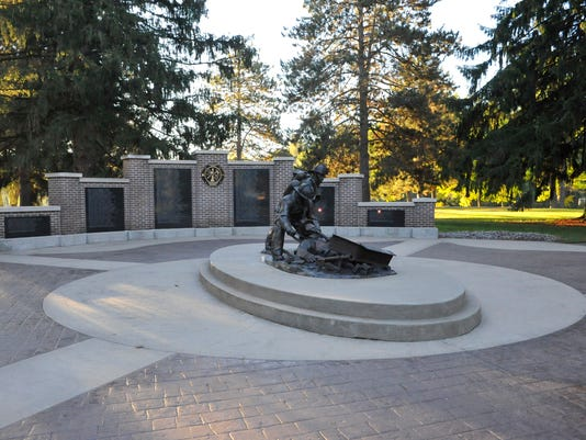 State Firefighters Memorial